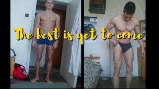 Ivan Ivanov - The Best Is Yet To Come (Fitness Motivation)