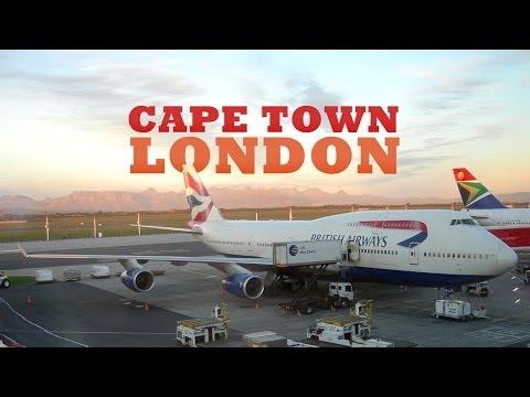 MY FLIGHT TO LONDON – UK | 2011