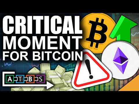 Bitcoin Reaches Most Important Juncture! (Golden Cross Will Determine Crypto Bull Market)