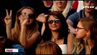 """Sunset Festival"" noslēdz britu grupa ""The xx"""