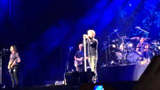 Bon Jovi - It's My Life (live in Israel) FULL