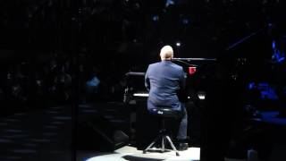 16 She's Always a Woman LIVE by BILLY JOEL Madison Square Garden Aug 9, 2016 MSG 8-9-2016 CLUBDOC
