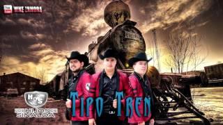 """Los Hijos De Sinaloa - El Tipo Tren (En Vivo 2016) """"ESTRENO"""""""