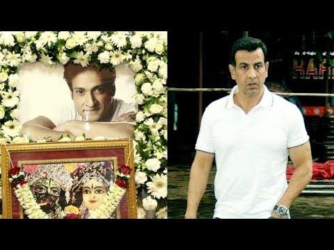 Ronit Roy Looks UPSET At Inder Kumar's Prayer Meet