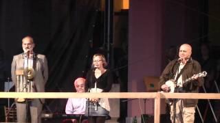 Hornická pouť 2010 Čundrcounty show - Když  jsem já služil...