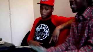 FrankGzz ft. Moore $tackz -Pop bottles(Official Video)