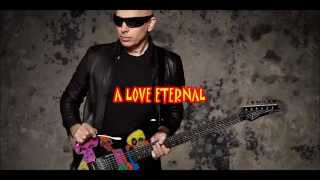 Joe Satriani A love eternal backing track