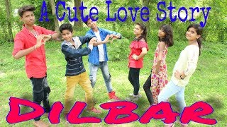 DILBAR   A Cute Love Story   Choreography By Indradeep   Satyameva Jayate