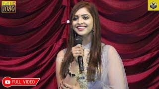 Sanchita Padukone Speech At Sathya Harishchandra  Audio Release Function Full HD Video width=
