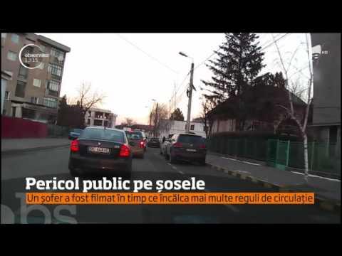 Pericol public pe șosele