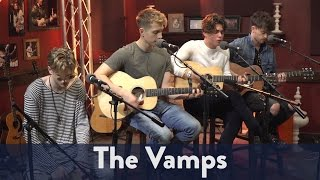 "The Vamps Perform ""Somebody To You"""