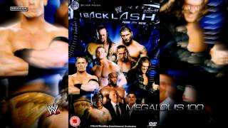 WWE Backlash 2007 Official Theme Song - ''There and Back Again'' With Download Link