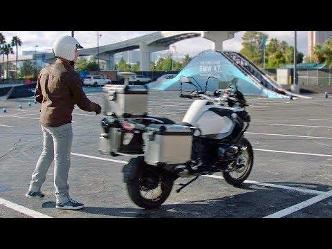 BMW Autonomous Bike ? DEMONSTRATION