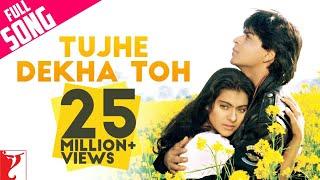 Tujhe Dekha Toh Yeh Jaana Sanam - Full Song   Dilwale Dulhania Le Jayenge   Shah Rukh Khan   Kajol