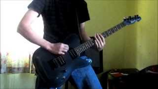 Nine Lashes - Never Back Down (Guitar Cover) HD