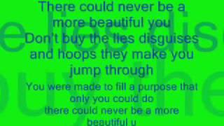 Jonny Diaz More Beautiful You Lyrics