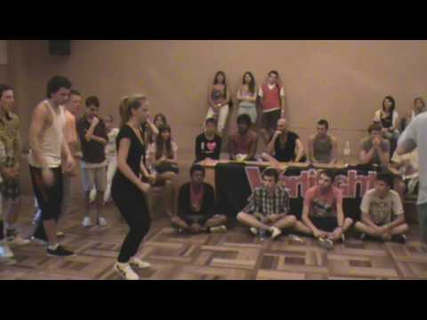 V Vertifight Ukraine: Vivien vs Freezy (juniors)