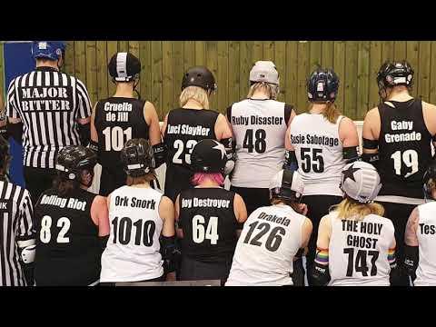 Kundmiljonen Luleå roller derby