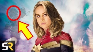 Marvel Theory: Is Captain Marvel In The Quantum Realm? width=