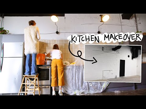 DIYing our dream kitchen all by ourselves | Loft Vibes | Season 4 | EP6