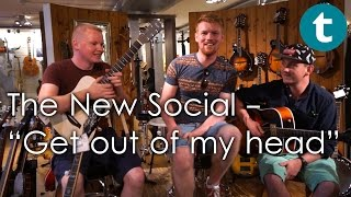 "Irish Band ""The New Social"" live @ Thomann"