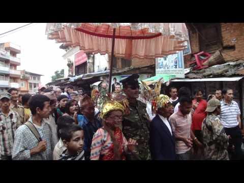 Ropaijatra Festival in Tansen Nepal – part 2