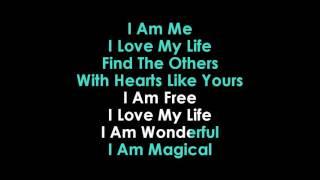 Robbie Williams  Love My Life karaoke (guide vocals)