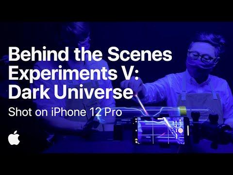 Behind the Scenes — Experiments V: Dark Universe
