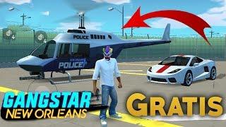 Como conseguir GRATIS un HELICOPTERO en GANGSTAR NEW ORLEANS