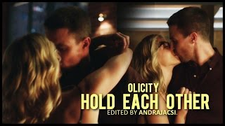 Oliver & Felicity - We hold each other (+s04)