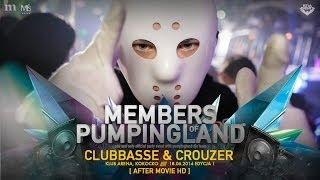 CLUBBASSE & CROUZER @ Members Of Pumpingland - Arena Kokocko #1