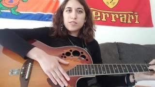 Reggaeton Rhythm on Guitar Tutorial