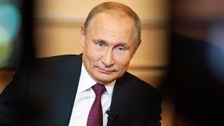 Реакция Путина на