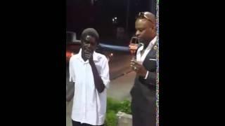 KLASS blind singer impersonating PIPO