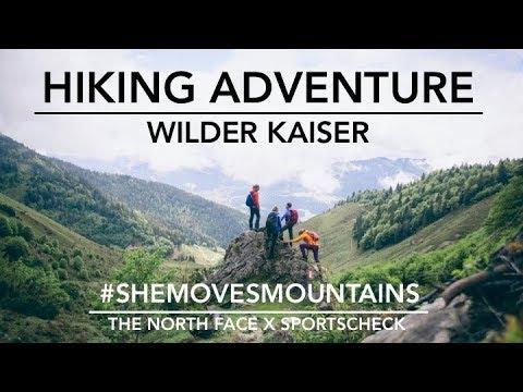 Bergwanderung mit Tamara, Wilder Kaiser | SportScheck