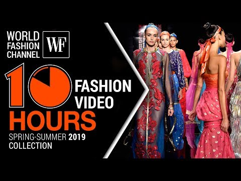 10 hours fashion video | spring-summer 2019 collection