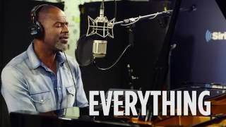 "Brian McKnight ""Everything"" Live @ SiriusXM // The Blend"