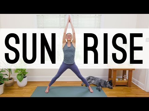 Sunrise Yoga     Yoga With Adriene