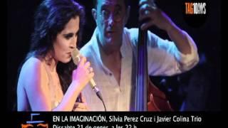 """Sílvia Pérez Cruz i Javier Colina presenten """"En la imaginación"""" al Teatre Auditori de Granollers"""