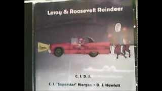 Leroy & Roosevelt Reindeer (Traditional)