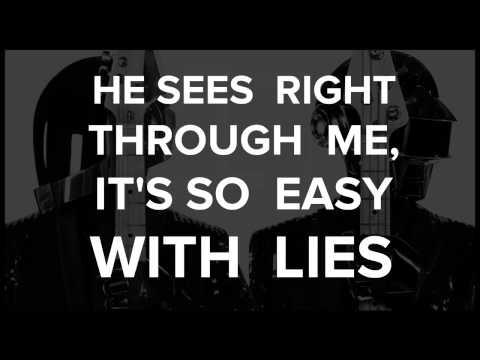 Daft Punk Instant Crush Video Lyrics Chords Chordify