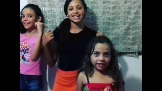 """Paródia baile de favela """"né tinhos da vovó """"  , Joyce, Jacyara 3 franciele."""