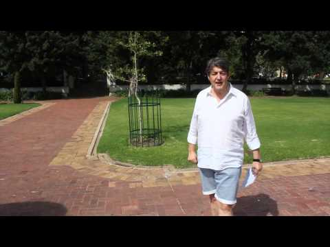 Not-Stephen-Fry endorses the Cape Town Summer Market