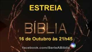 EXCLUSIVO: SERIE A BÍBLIA DA RECORD ESTREIA A 16 DE OUTUBRO (HD)