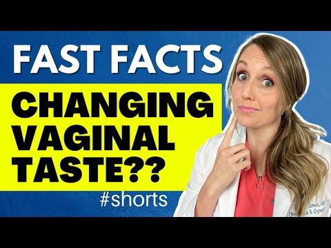 Can fruit change your vaginal taste/smell? #shorts