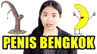 ⭐️ Burung Bengkok ⭐️ Curved Penis ⭐️ Indonesian Education Channel about Love, Sex & Health ⭐️ width=