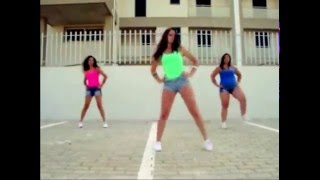 2 Chainz Bounce ft Lil Wayne (coreografia)