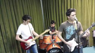Feo, Fuerte y Formal (Loquillo y los Trogloditas cover) - Name of a Band