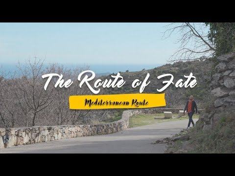 The route of fate: Mediterranean Route