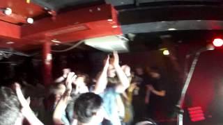 Tijuana Bibles - Live Crucifixion Launch crowd sing a long